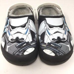 Crocs Star War Sandals